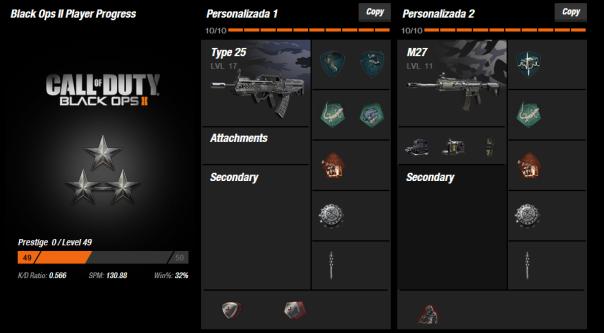 Estou fazendo o challenge de pegar 150 sem nenhum attachement na Type 25 e em ambas eu uso a camuflagem azul. <3